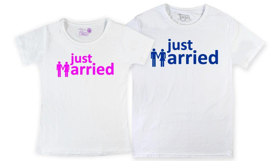 Купить парные футболки