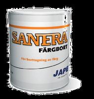 Sanera Fargbort 1л для удаления лаков и красок