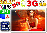 Планшет телефон Lenovo A30, 12 core, 10'', 4Gb RAM / 32 Gb Rom, GPS, 2 sim, 3G
