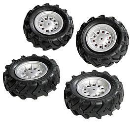 """Набор надувных колес Rolly Toys """"RollyTrac Air Tyres"""" (409181)"""