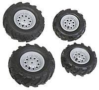 """Набор надувных колес Rolly Toys """"RollyTrac Air Tyres"""" (409846)"""
