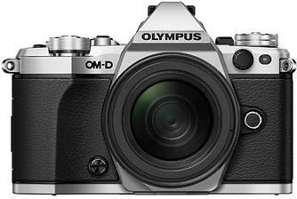 Olympus OM-D E-M5 Mark II kit (12-40mm) Silver