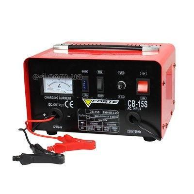 Зарядний пристрій FORTE CB-15S