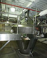 Б/у система криогенного помола Hosokawa Alpine модель 250 CW
