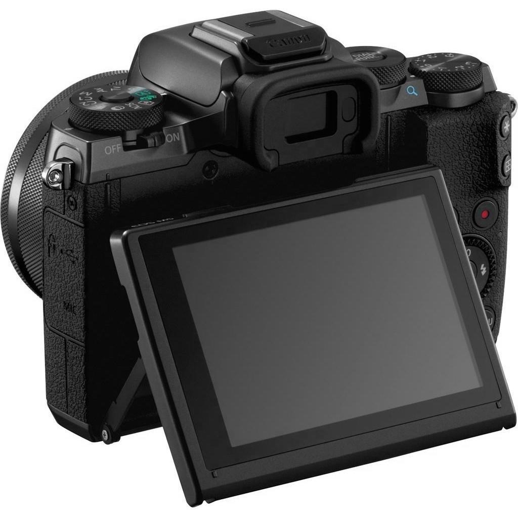Беззеркальный фотоаппарат Canon EOS M5 kit (18-150mm) IS STM