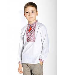 Вишиванка на хлопчика, розміри на ріст 98 - 164