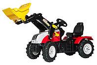 "Трактор с ковшом Rolly Toys ""RollyFarmtrac Steyr 6240 CVT"" (046331)"