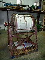 Б/у керамическая шаровая мельница Veb. 180 лтр