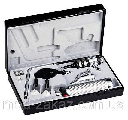 Набор диагностический Riester econom, вакуум 2,7 В/XL 2,5 В, С-ручка в футляре