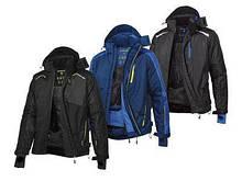 Мембранна лижна куртка з підігрівом Crivit 3M Thinsulate + Термостат. Оригінал (Німеччина), 5 Зон обігріву.