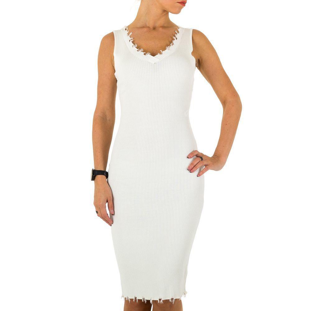 Женское платье, размер S/M - white - KL-P121-white S/M