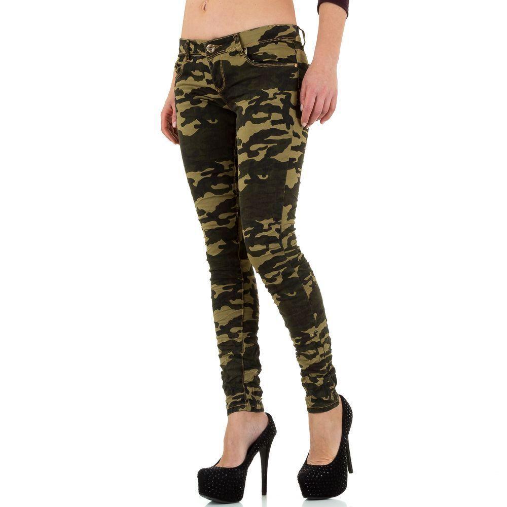 04958dac28a7 Женские джинсы скинни производителя Girl Vivi (Англия), Камуфляжный купить  оптом в ...