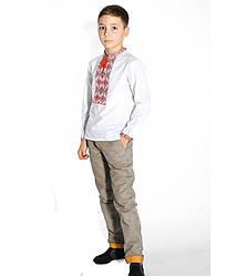 Вишиванка на хлопчика, розмір 134 - 152