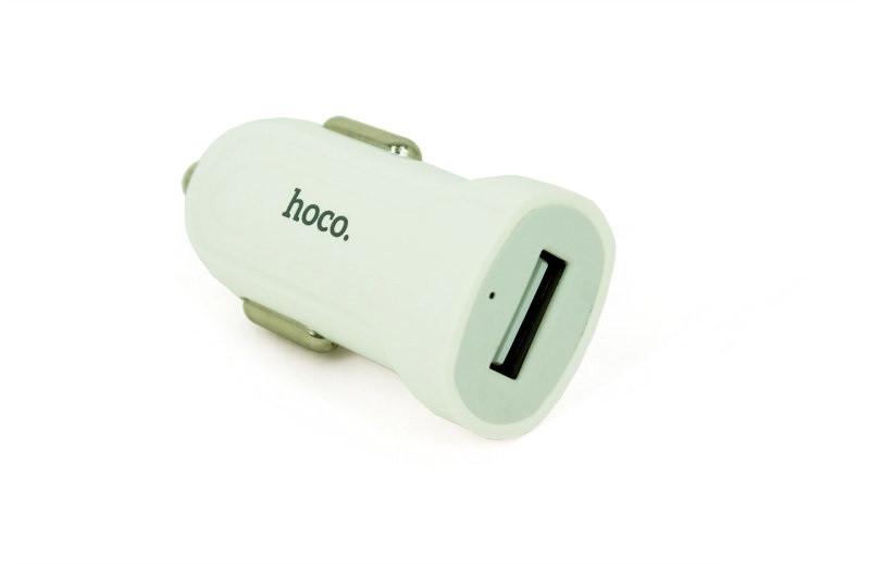 АЗУ HOCO Z2 USB/1,5A White