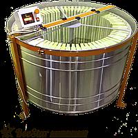 Медогонка радиальная на 75 рамок Мр-75к, краска BeeStar, фото 1