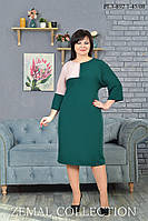 Платье большого размера ПЛ3-892.1 (р.54-64), фото 1