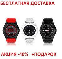Смарт часы с Камера Bluetooth Smartwatch L9 смарт глянец часы  трекер Умные часы фитнес часы Original size, фото 1