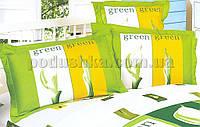 Наволочки Le Vele Ever green green 70х70 см (+5 см) - 2шт