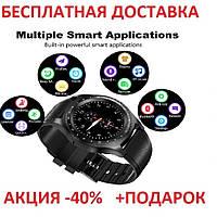 Смарт часы с Камера Bluetooth Smartwatch L9 смарт картон часы  трекер Умные часы фитнес часы Original size, фото 1