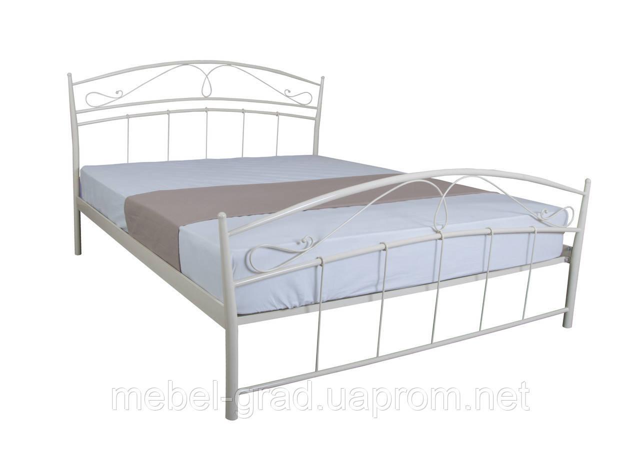 Ліжко двоспальне Селену MELBI 140х200