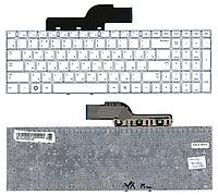 Клавиатура Samsung NP300E5A NP300E5C NP300V5A NP300V5Z NP305E5 NP305E5A NP305E5Z NP305V5A раскладка RU, белый