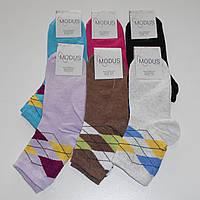Женские носки Modus - 6.00 грн./пара (ромбики), фото 1