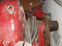 Б/у турбомельница Pallmann тип РР8