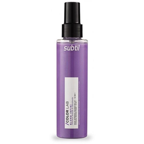 Subtil Color Lab Soin Integral Blond Eclat 12 en 1 - Мультиспрей 12в1 для осветленных волос, 150 мл
