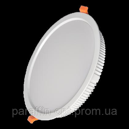 Світильник світлодіодний 24W 5200K (круглий)
