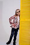 Куртка-косуха детская из эко-кожи, фото 5