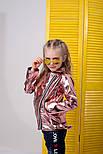 Куртка-косуха детская из эко-кожи, фото 3