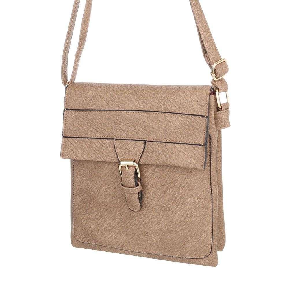 6efd94405eb5 Женская сумка через плечо-персиковый - TA-B512-персиковый купить ...
