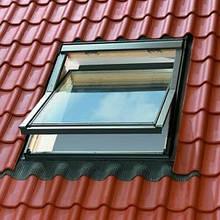 Мансардне вікно OptiLight 78x118 з коміром