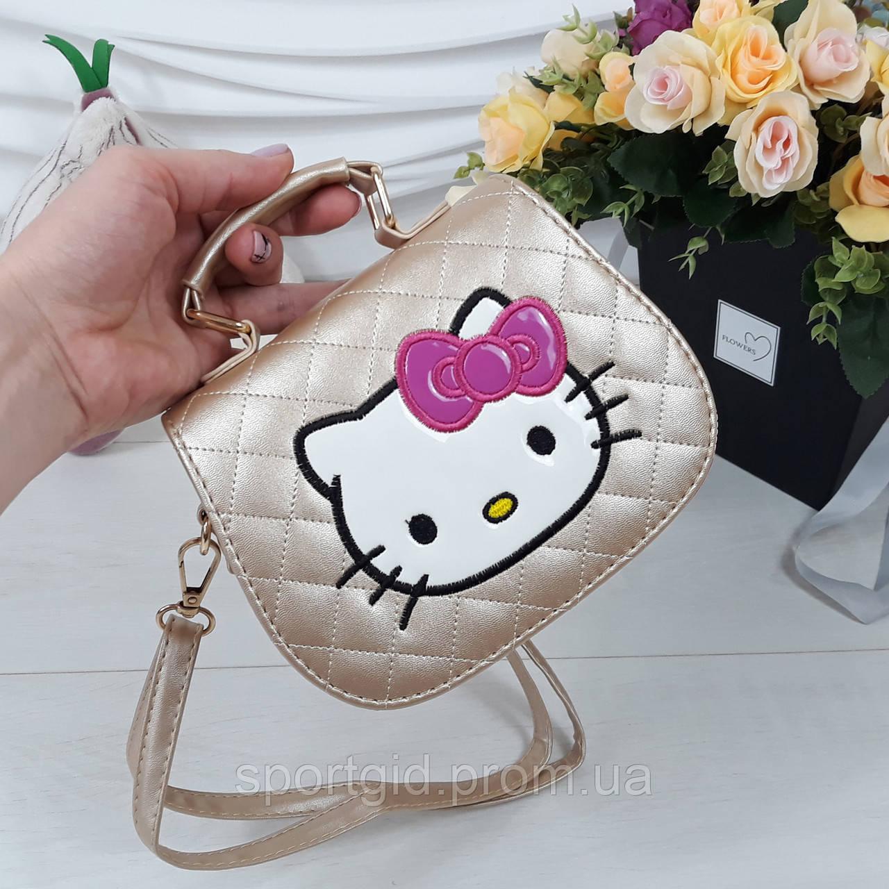 9164634a8a2e Лаковая детская сумочка для девочки Hello Kitty, цена 360 грн., купить в  Запорожье — Prom.ua (ID#431758125)