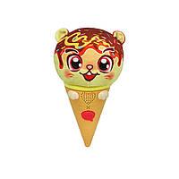 Ароматная игрушка-повторюшка Мороженое Бен Карамель ChatiCreams (80685B)
