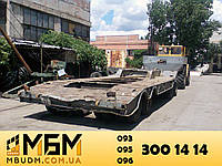 Трактор К-701 с тралом г/п 40 т негабарит  услуги, аренда Николаев