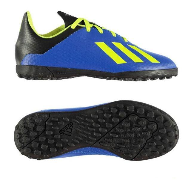 Стоноги дитячі Adidas X TANGO 18.4 TF Junior DB2434