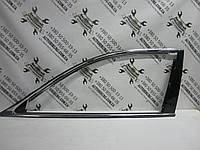 Молдинг стекла левой двери Lexus LS460, фото 1