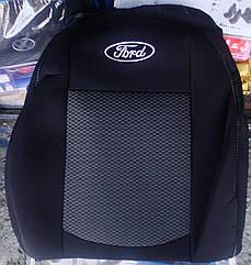 Авточехлы Ford Escape 2016- автомобильные модельные чехлы на для сиденья сидений салона FORD Форд Escape