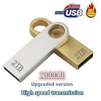 Флеш память USB объемом 2 ТБ GOLD