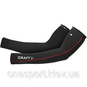 Аксессуары Craft Weather Arm Warmer - XL/XXL XL/XXL (2014) 9430 Black/Bright Red (код 217-159591)