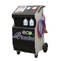 Установка для обслуживания автомобильных кондиционеров CLIMA 6000 ECO 1234 Brain Bee