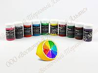 Набор пастельных гелевых красителей - Sugarflair - 10 шт.