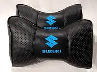 Підголовник (подушка) SUZUKI BLACK, фото 1