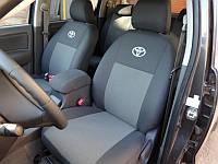 Авточехлы Volvo FH (1+1) 2002-12 литой подголовник автомобильные модельные чехлы на для сиденья сидений салона VOLVO Вольво FH