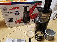 Соковыжималка шнековая Bosch MESM731M, фото 1