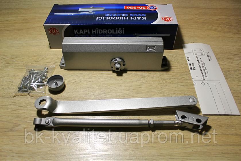 Доводчик KALE KILLIT KD002/50-55  80-120 кг (Турция)