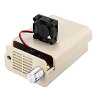 Регулятор напряжения, диммер 220В 4000Вт в корпусе с активным охлаждением