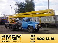 Услуги автовышки локтевой ВС-22