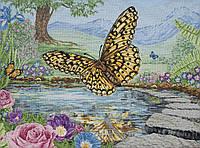 "Набір для вишивання ""3D Метелик (3D Butterfly)"" ANCHOR MAIA"